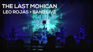 The Last Mohican (der Letzte Mohikaner) Leo Rojas + Band Live In Kielce 2018