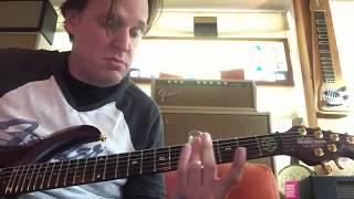 Joe Bonamassa - Plays Blues on this New John Petrucci Model