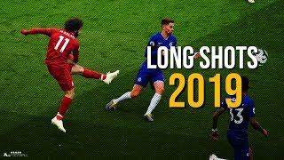 Most Amazing Long Shot Goals In Football 2019 | HD