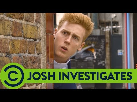Josh Pieters Investigates: How To Be British | Comedy Central