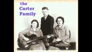 The Original Carter Family- Can The Circle Be Unbroken (Bye And Bye) - (1935).