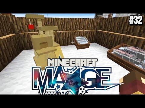 Katzenkorb! |  Minecraft MAGE #32 | Clym