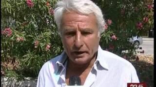 TG 24.08.09 Bari Calcio, intervista a Giacomo Libera