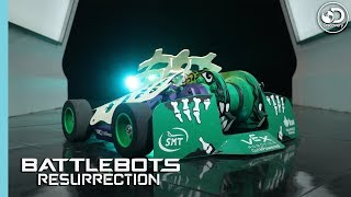Witch Doctor Gets Cursed | BattleBots: Resurrection