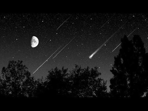 Espectacular lluvia de estrellas que caerá sobre la Tierra esta noche.
