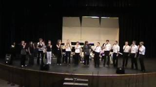 """Before I Gaze at You Again"" Lyman High School Swing Choir"