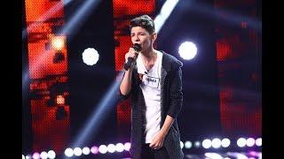 James Arthur   Impossible. Vezi Aici Cum Cântă Antonio Pican La X Factor