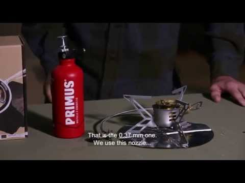 How to use a multi-fuel stove Video