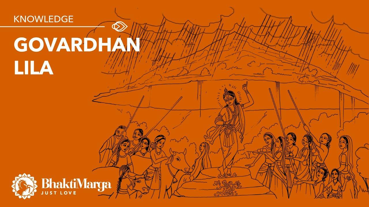 'Govardhana Lila' lecture by Swami Revatikaanta | Srimad Bhagavatam