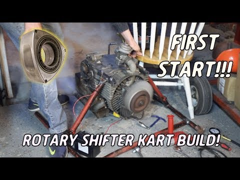 Download Ultra Rare Rotary Engine Finally Runs Rotary
