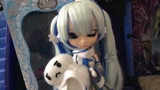 Pullip Vocaloid Snow Miku doll review (Groove Jun Planning 2013) (LE1000)