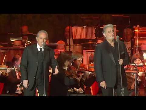 , title : '[HD] Luciano Pavarotti Memorial Concert - Plácido Domingo & José Carreras'