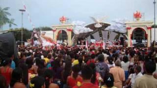 preview picture of video 'Festa do Divino Espírito Santo Urucará - AM'