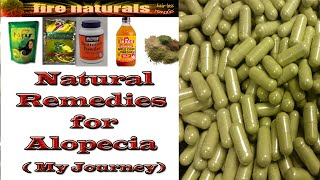 Natural Remedies For Alopecia - The Journey