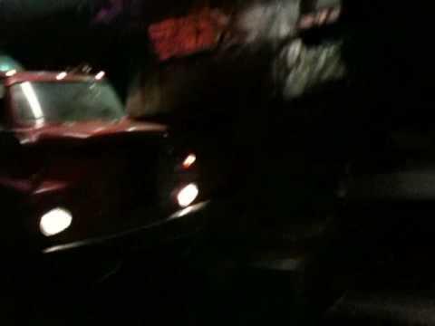 Earthquake and Flash Flood at BART Station (Universal Studios)