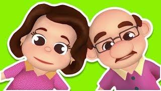 Anneni Seviyorsan Alkışla | Çocuklar İçin Akraba İsimleri | Mini Anima Çocuk Şarkısı