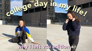 Why I Left Vcu (college Day In My Life)