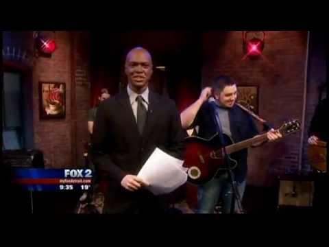 Fox 2 Morning's interview Daniel Harrison & The $2 Highway