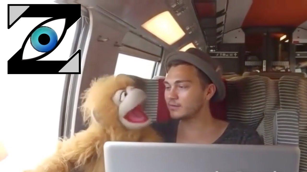 [Zap Réseaux Sociaux] Quand Jean-Marc et Jeff Panacloc prennent le train ! (07/09/21)