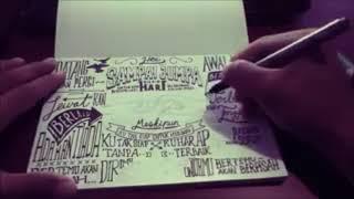 VIDEO LIRIK LAGU SAMPAI JUMPA, ENDANK SOEKAMTI. TRIBUTE UNTUK SISWA SISWI KELAS XII SMA/SMK