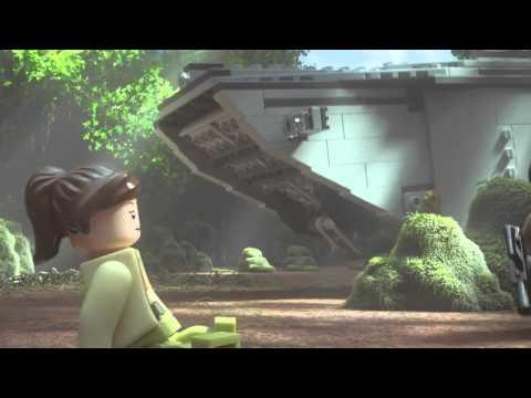 Vidéo LEGO Star Wars 75103 : Le transporteur du Premier Ordre