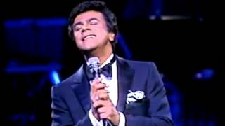 JOHNNY MATHIS - CHANCES ARE & WONDERFUL WONDERFUL - Live in Branson!