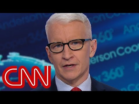 Cooper: Despite denial, Trump spent the night in Moscow