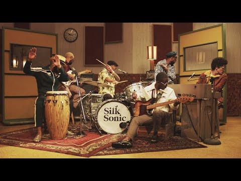 Bruno Mars - Leave the Door Open (feat. Anderson .Paak & Silk Sonic)