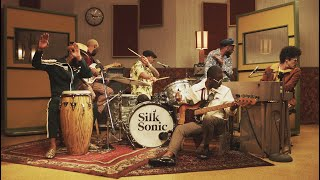 "Bruno Mars, ""Anderson .Paak"", Silk Sonic - Leave The Door Open"
