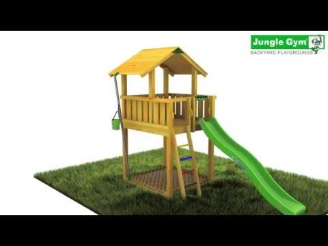 Jungle Gym - Assembly
