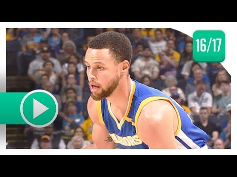 Stephen Curry CRAZY Highlights vs Wizards (2017.04.02) - 42 Pts, 8 Ast, CHEAT-CODE Steph!