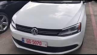Обзор автомобиля Volkswagen Jetta 2014 SE
