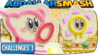 Kirby's Extra Epic Yarn - Part 10:  All Carrie's Transport Challenges!