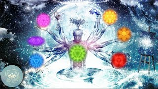 [Chakra Music 2.0] Open All Your Chakras - Root.Sacral.Solar Plexus.Heart.Throat.Third Eye.Crown