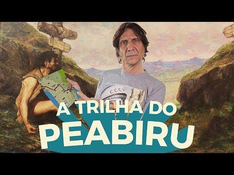 O CAMINHO DO PEABIRU - EDUARDO BUENO