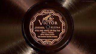 Kiss And Make Up • Jack Crawford And His Orchestra (Victrola Credenza)