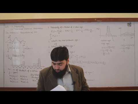 L03 - 1.3 Probability in Quantum Mechanics P-II P2/4