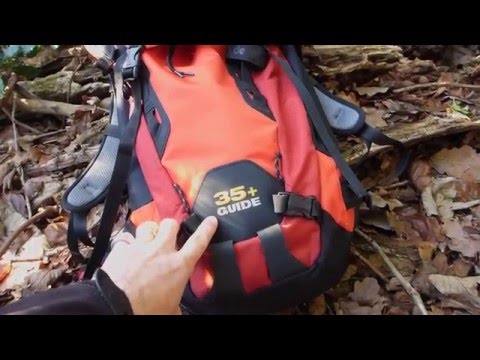 Deuter Guide 35 Plus A Seriously Great  Rucksack!