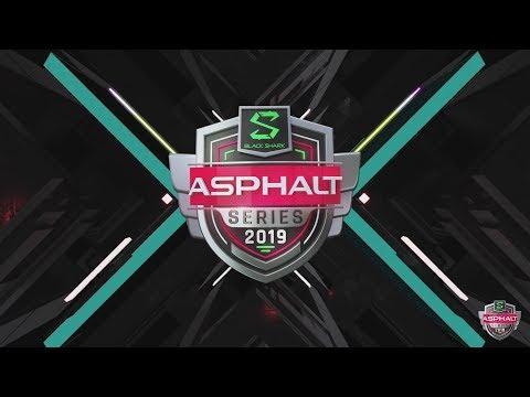 Asphalt Esports Series presented by Black Shark