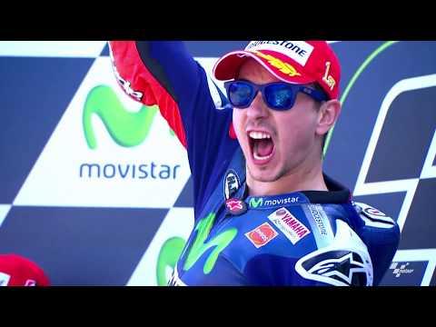 【MotoGP ロレンソ18年のGPライダーヒストリー動画】MotoGPを引退するホルヘ・ロレンソ