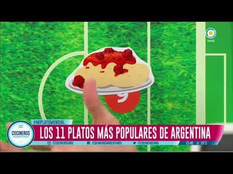 Los 11 de Argentina en la gastronomía