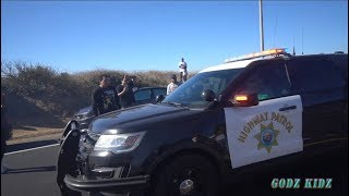 CARS VS COPS - POLICE CHASE STREET DRIFTERS #13 - FNF