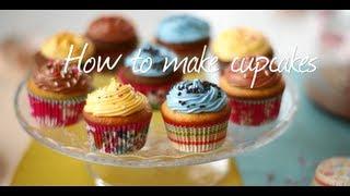 best method to make cupcakes
