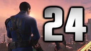 ► Fallout 4 | #8 | 3/4 | Čistící služby! | CZ Lets Play / Gameplay [1080p] [PC]