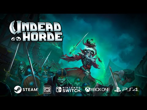 Undead Horde Early Access Trailer thumbnail