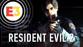 Resident Evil 2. Батя хорроров вернулся!