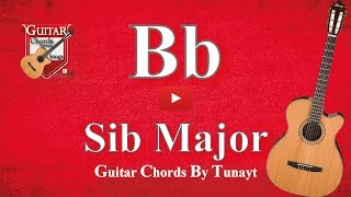 ★ ★ ★ La# |Bb Major | How To Play A#|Bb  Chord On Guitar | La#  Major Akoru Gitarda Nasıl Basılır ?