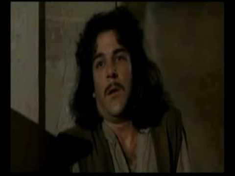 Inigo Montoya find the six fingered man
