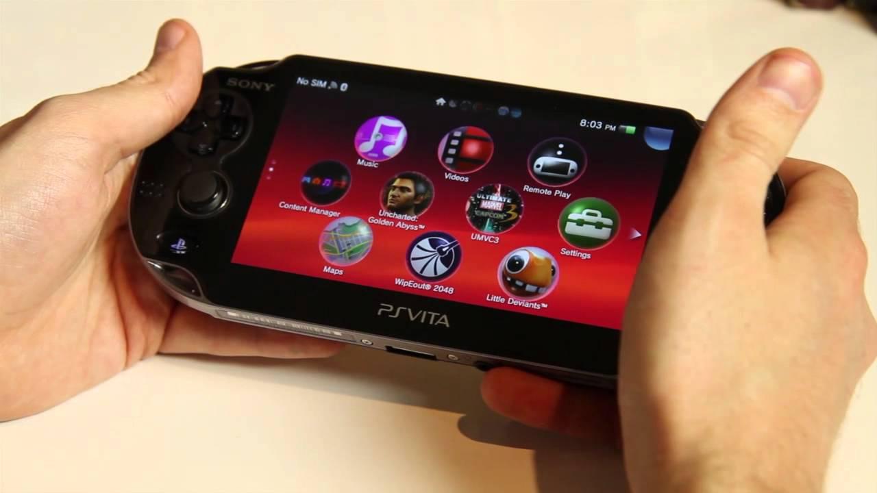 PlayStation Vita review thumbnail