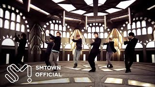 SUPER JUNIOR M 슈퍼주니어 M '太完美 (태완미; Perfection)' MV Chinese Ver.